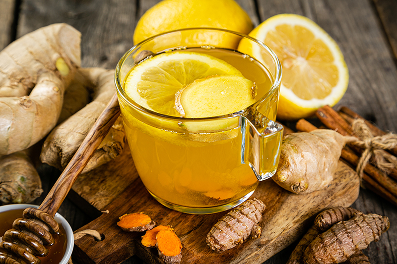 You are currently viewing How to increase immunity? Home remedies! Turmeric?